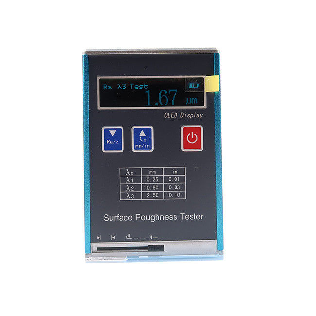 Handheld Rz Ra Value Tester Oled Screen Data Output Usb Port 106×70×24mm